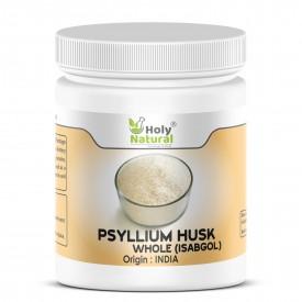 100% Psyllium Husk Whole (Isabgol)