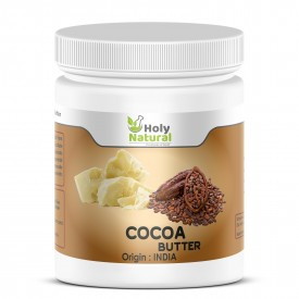 100% Pure Cocoa Butter (Raw | Food Grade)