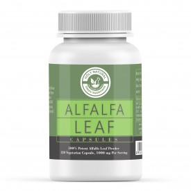 Alfalfa Leaf - 120 Veggie Capsule