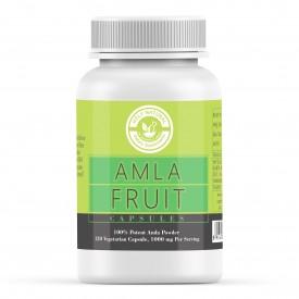 Amla Fruit Capsule - 120 Veggie Capsule
