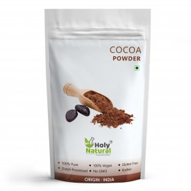Cocoa Powder (100% Pure & Unsweetened)