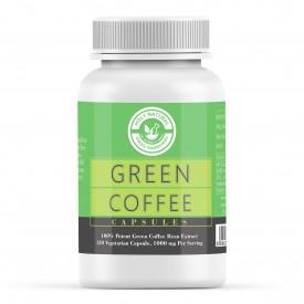 Green Coffee Bean Extract - 120 Veggie Capsule