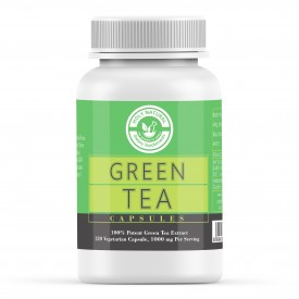 Green Tea Extract  - 120 Veggie Capsule