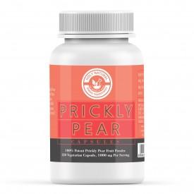 Prickly Pear Powder - 120 Veggie Capsule