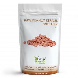 Raw Peanut Kernel with Skin