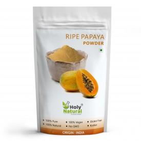 Ripe Papaya Fruit Powder