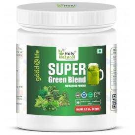 Super Green Blend Whole Food Powder