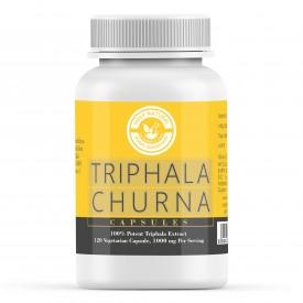 Triphala Extract - 120 Veggie Capsule
