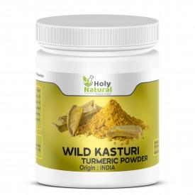 Wild Kasturi Turmeric Powder (For Face and Skin)